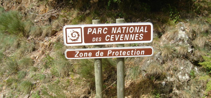 2019-2020 – Guide de bonnes pratiques des canyons – Parc National des Cévennes